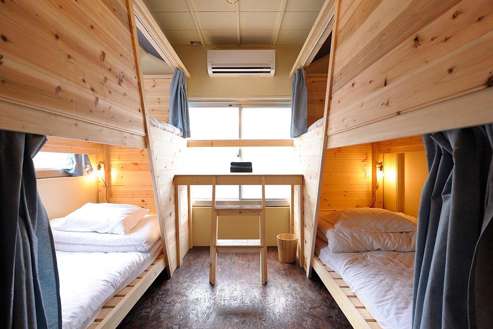 6 Mixed Dormitory