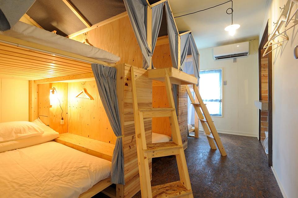 6 Female Dormitory
