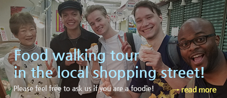 Food walking tour